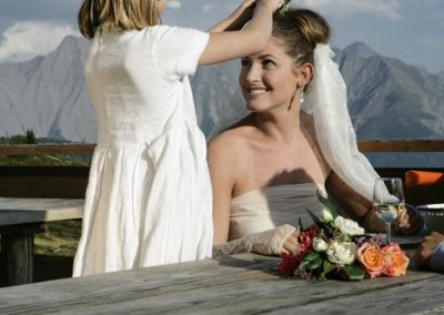 ©photo: www.paulinejoosten.nl - Wedding HAMILTON LODGE Belalp